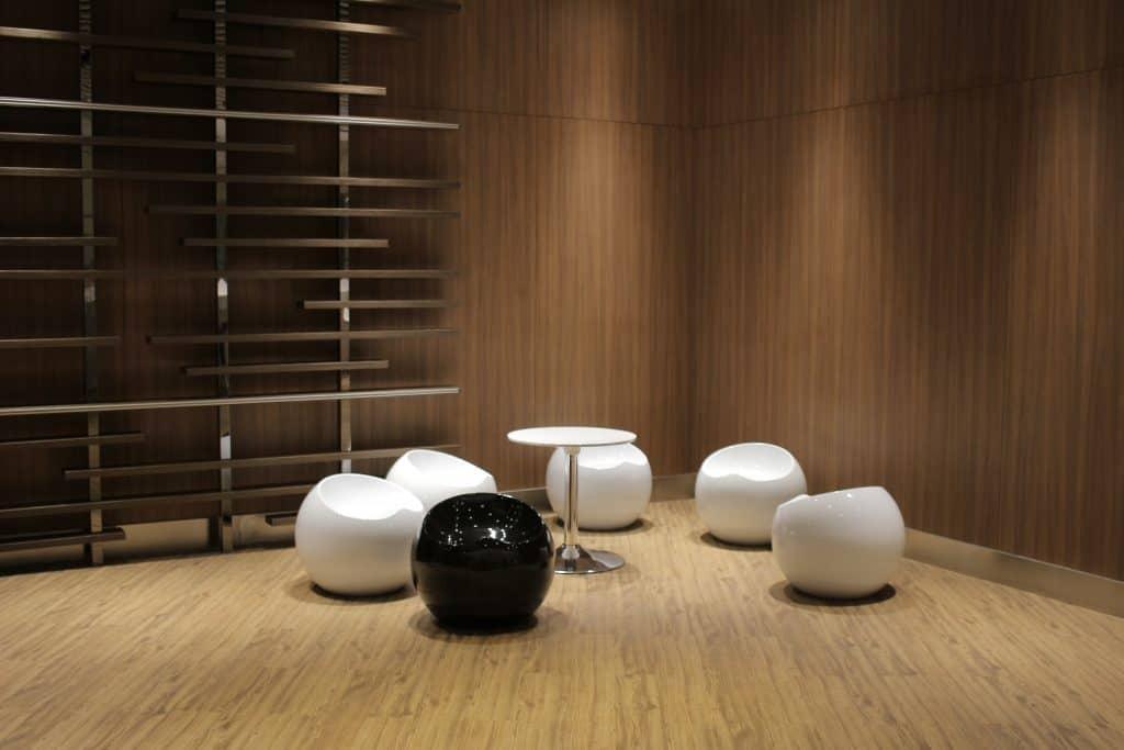 Luxury home interior design.