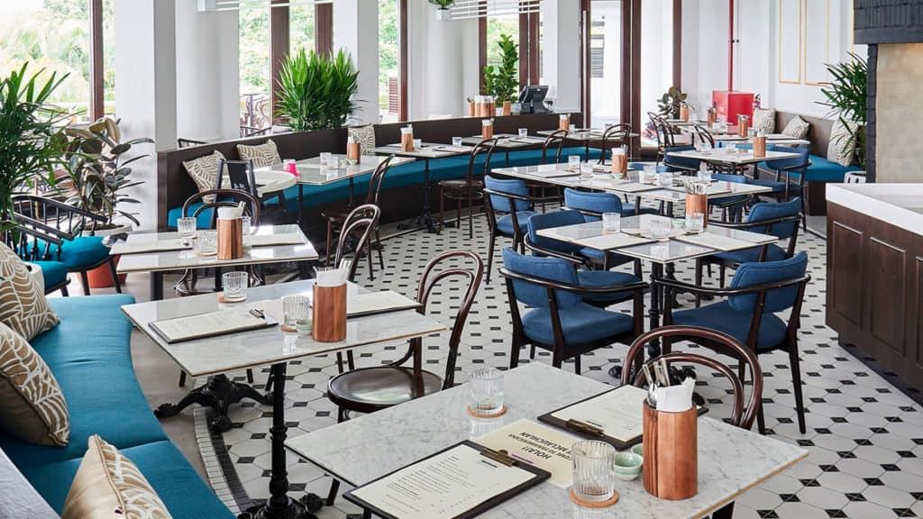 panamericana cafe singapore