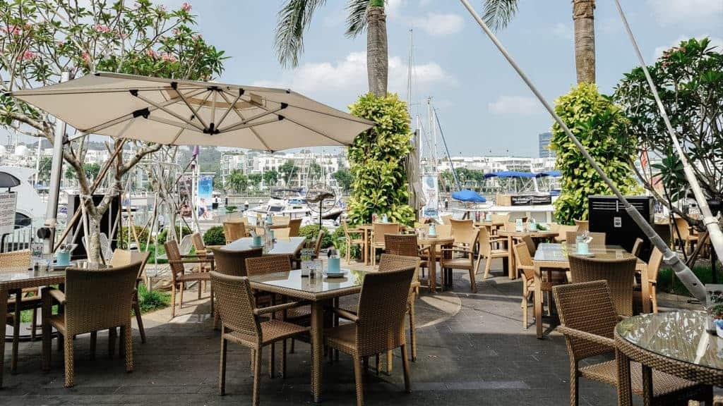 prive cafe singapore
